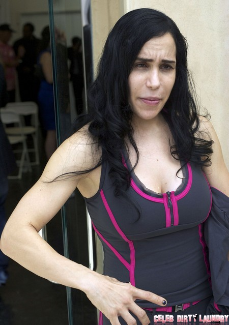 Octomom Checks into Rehab Facility For Prescription Drug Addiction