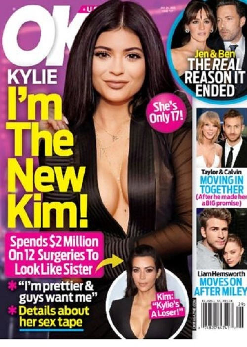 Kylie Jenner Determined To Be The New Kim Kardashian: Plans To Leak Sex Tape With Boyfriend Tyga When She Turns 18? (PHOTO)