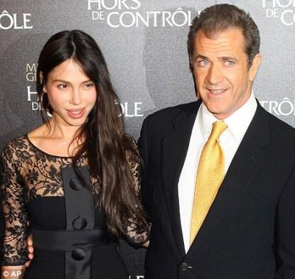 Oksana Grigorieva Says Mel Gibson Pulled A Gun On Her & Lucia
