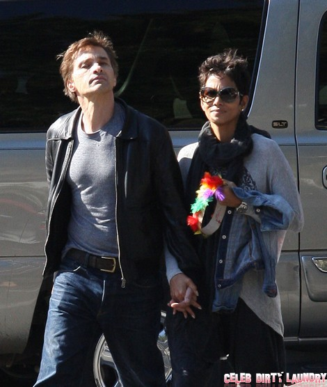Gabriel Aubry Wins Restraining Order Against Olivier Martinez After Murder Threat - Halle Berry Coverup
