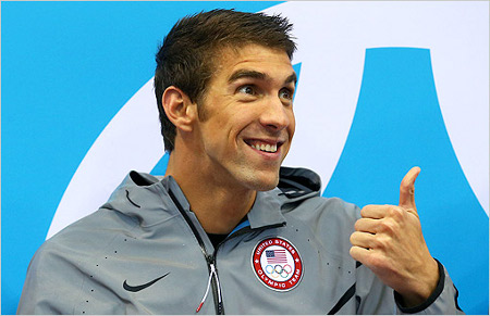 World's Greatest Swimmer Michael Phelps Drowning in Gambling Addiction
