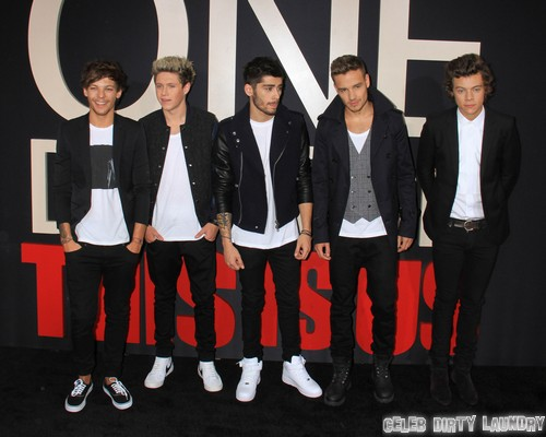 One Direction Is Bisexual: Boy George Labels  Zayn Malik, Harry Styles, Liam Payne, Niall Horan and Louis Tomlinson Gay