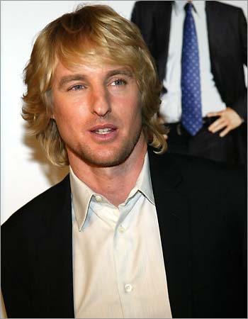 Owen Wilson and Jane Duell Welcome A Son