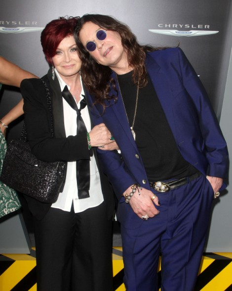 Ozzy Osbourne Blames Drugs, Booze For Sharon Osbourne Split But Says Not Divorcing  0416