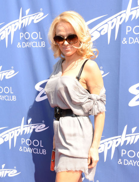 Pamela Anderson Ad Banned in the UK for Being Sexist & Degrading to Women