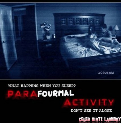 Confirmed: Paranormal Activity 4 Is A Go!
