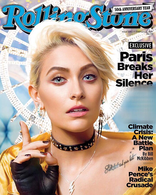 Paris Jackson Admits To Suicide Attempts: Misses Michael Jackson, Claims King Of Pop Was Murdered?