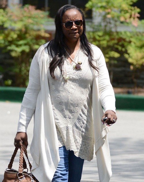 Bobbi Kristina Brown Death Celebrated by Pat Houston: Attempting to Manipulate Biopic for Cash