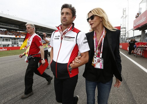 Patrick Dempsey Affair to Blame for Divorce, and \'Grey\'s Anatomy ...