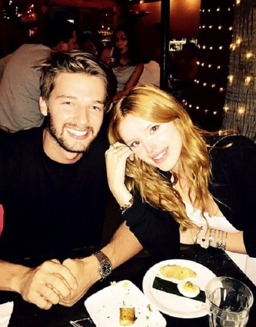 Patrick Schwarzenegger Cheating On Miley Cyrus Again: Photographed With Bella Thorne - New Fling Or BFFs?