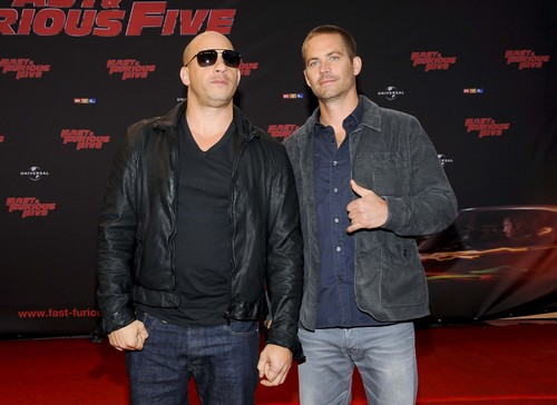 Paul Walker and Vin Diesel's Competitive Relationship