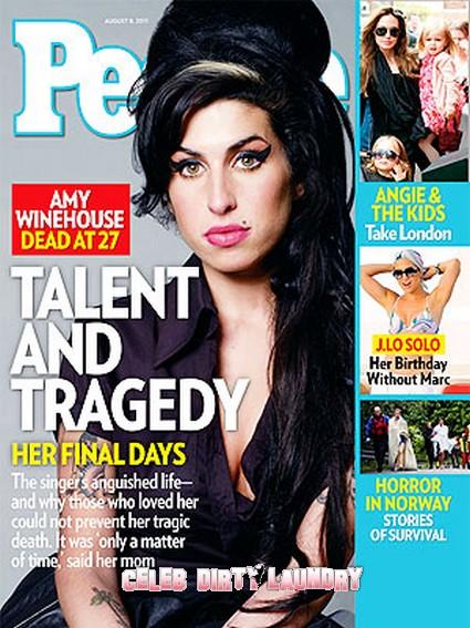 People: Amy Winehouse's Final Days