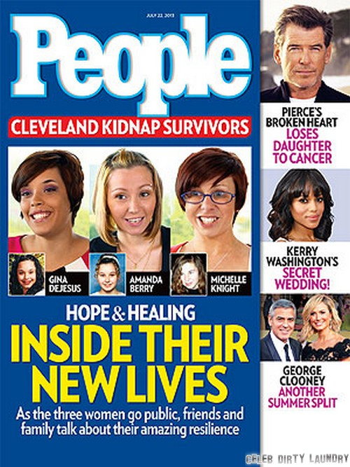 People Cover - Cleveland Kidnapping Victims Finally Speak (Photo)