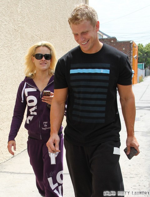 Peta Murgatroyd Banned From Sean Lowe Wedding Due To Catherine Giudici's Jealousy