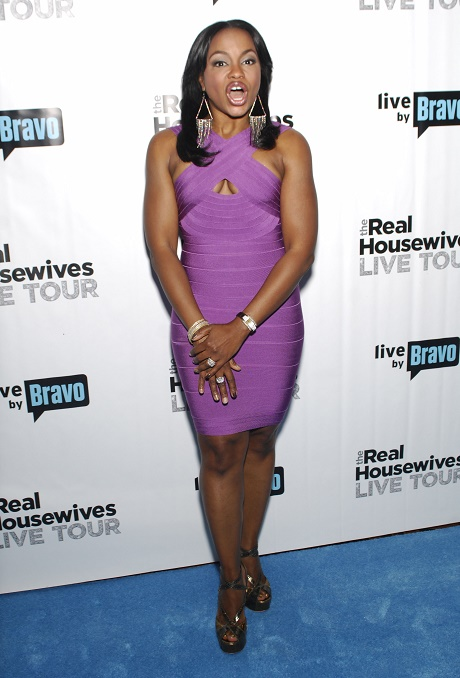 Phaedra Parks Deposition: Real Housewives of Atlanta Forced To Spill The Beans About Apollo Nida's Illegal Behavior!