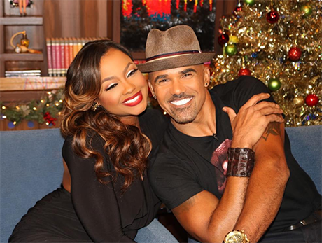 The Young And The Restless' Shemar Moore And RHOA Star Phaedra Parks Share Steamy Kisses On WWHL: Andy Cohen Plays Matchmaker?