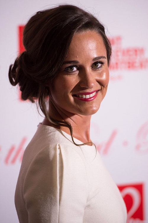 Pippa Middleton And James Matthews Attend First Major Event As Married Couple