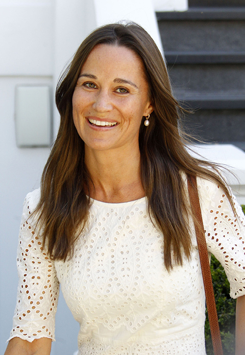 Carole Middleton Upset With Cheap James Matthews: Billionaire Refuses To Fund Pippa Middleton Wedding?