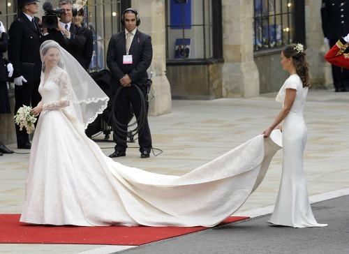Kate Middleton and Meghan Markle Feuding Over Pippa Middleton's Wedding?