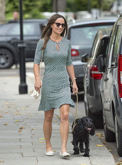 Pippa Middleton Wedding Scheduled On Princess Diana Or Kate Middleton's Wedding Anniversary - Desperate For Royal Attention?