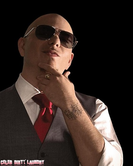 Pitbull Releases New Theme Song to Men in Black 3: Back in Time