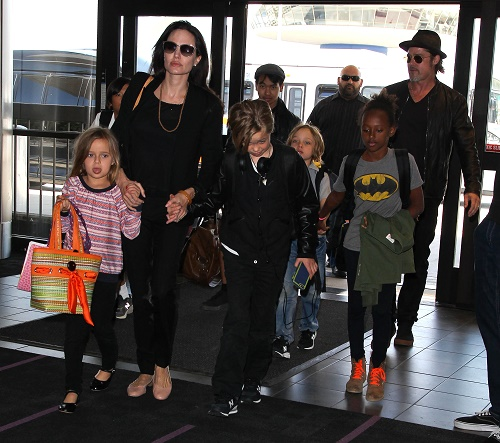 Brad Pitt Cleared By The FBI Over Plane Incident And Child Abuse Allegations Involving Son Maddox Jolie-Pitt