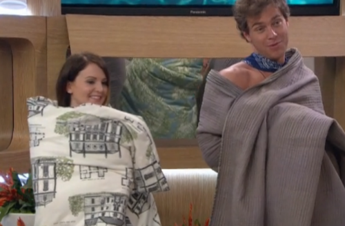 """Big Brother 18 Spoilers: Julie Chen Announces """"Big Surprise"""" – Pixel Punishment Ends in Shame and Tears – Frank Plays Both Sides"""