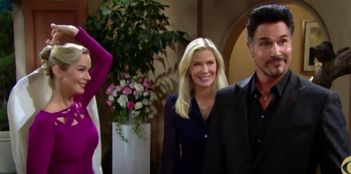 'The Bold and the Beautiful' Spoilers: Brooke Faces Doubts About Marriage To Bill – Ridge Explains the Stakes to RJ