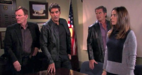 'Days of Our Lives' Spoilers: Week of Oct 31- November 4 – Surprise Cast Returns, Shocking Twists and Epic Rescues