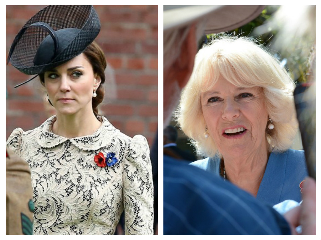 Kate Middleton Excluded: Queen Elizabeth Invites Camilla Parker-Bowles To Dedication of Queen Mother Square