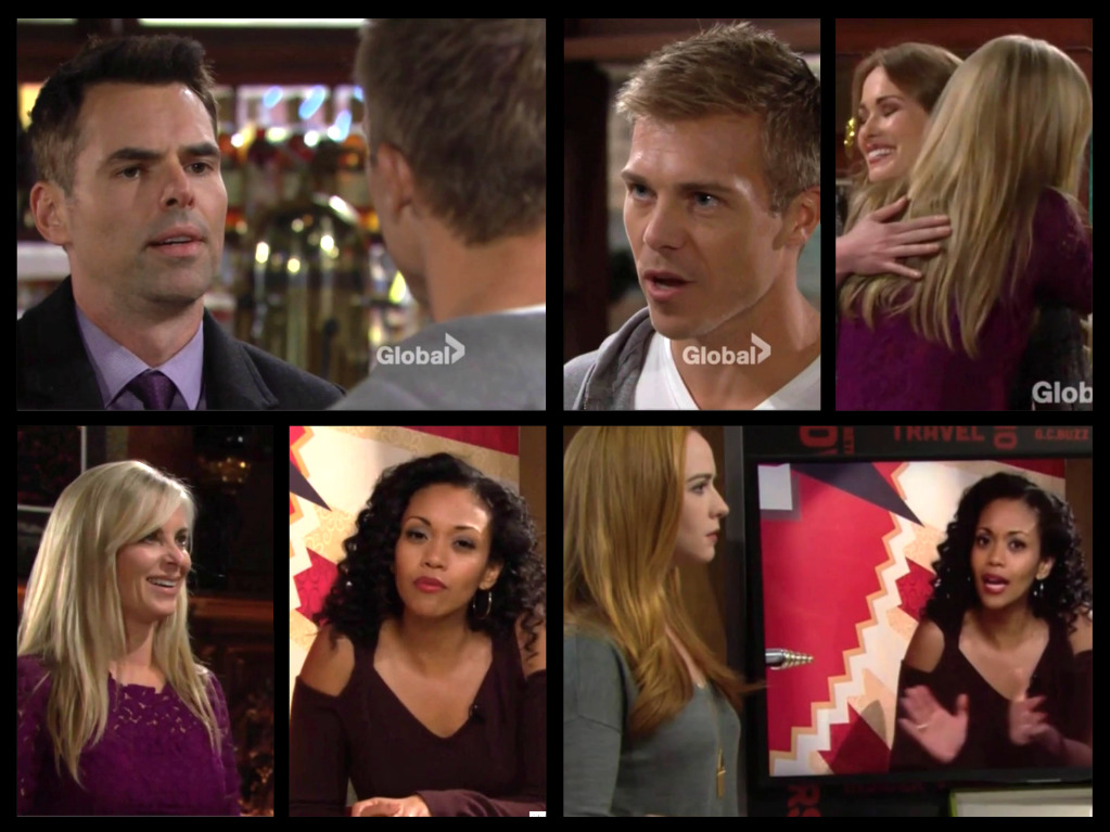The Young and the Restless Spoilers: Noah Lashes Out at Victor – Mariah and Hilary Spar Over Christian – Travis Meets Old Flame