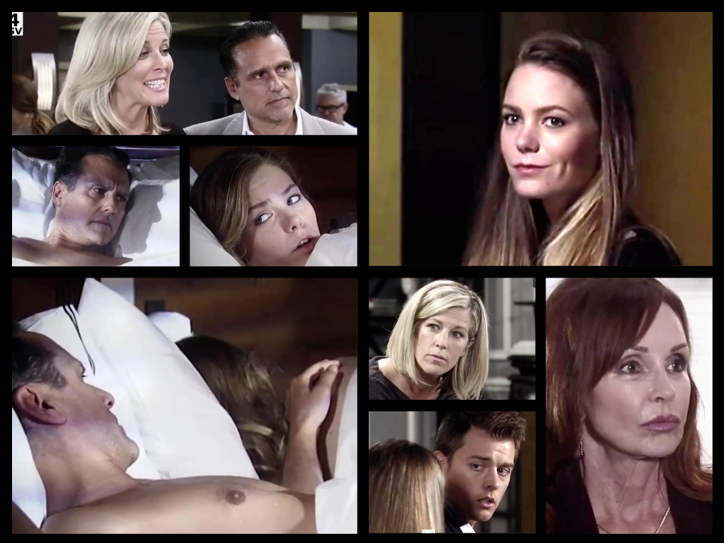 General Hospital Spoilers: Weekly Updates - Jax Leaves - Carly Crawls to Sonny - Anna Attacks Valentin - Griffin Comforts Liz