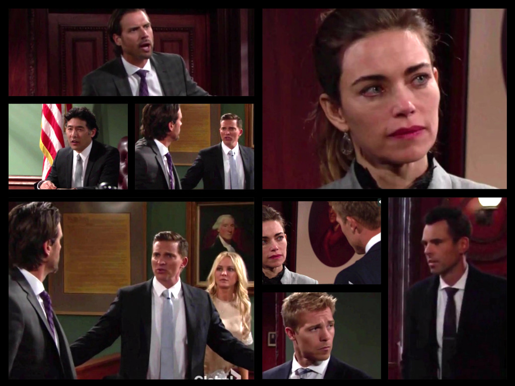 'The Young and the Restless' Spoilers: Victoria Dumps Travis – Judge Grants Restraining Order - Chelsea Evicts Chloe