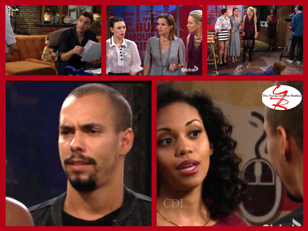 The Young and the Restless Spoilers: Devon Frantic as GC Buzz Faces Crisis – Hilary Stirs Up More Trouble – Faith's Holiday Fun