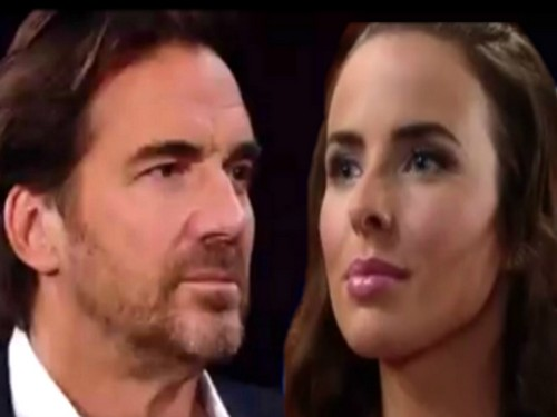 The Bold and the Beautiful Spoilers: Will Quinn Harm Ivy To Keep Ridge Cheating Secret - Ivy In Danger?