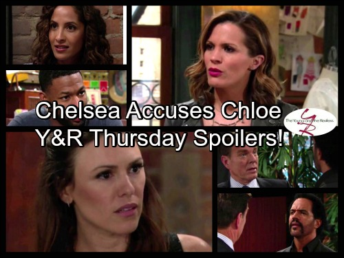 The Young and the Restless Spoilers: Chelsea Asks Chloe Her Whereabouts When Adam Died – Jack Gets a Shock