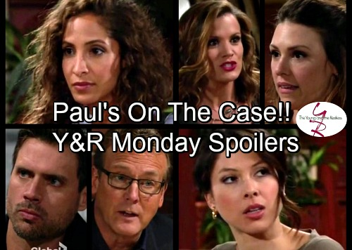 The Young and the Restless Spoilers: Paul Investigates Chloe's Guilt – Chelsea Ponders Wedding Rush – Juliet's Hint Puzzles Lily