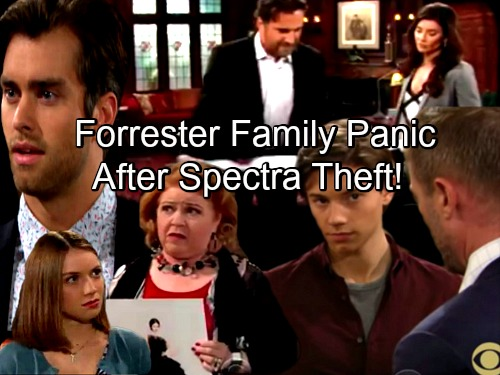 The Bold and the Beautiful Spoilers: Forresters Emergency Meeting After Spectra Stunt – Fierce Retaliation Follows