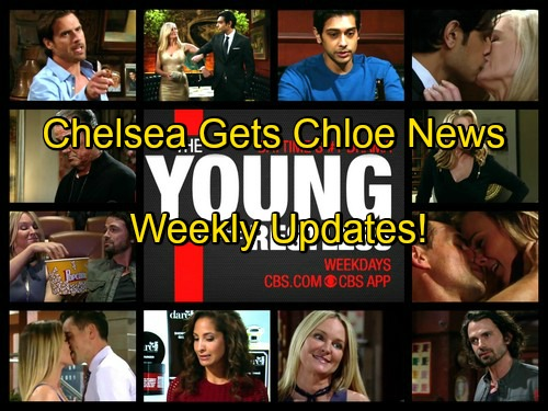The Young and the Restless Spoilers: Week of April 17 Updates – Vicious Faceoffs, Exploding Passion and Shocking Revelations