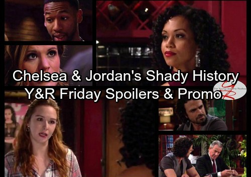 The Young and the Restless Spoilers: Jordan and Chelsea Hide Shady History - Hilary Horrified by Devon and Mariah's Love Making