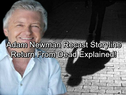 The Young and the Restless Spoilers: Adam Newman Shocking Recast Return Storyline – How Did He Survive the Blast?