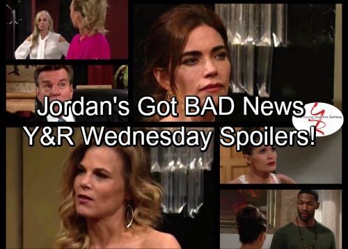 The Young and the Restless Spoilers: Rey Takes Stand And