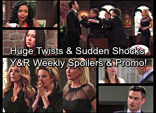 The Young and the Restless Spoilers: Week of June 5 – Huge Twists, Growing Bonds and Sudden Setbacks