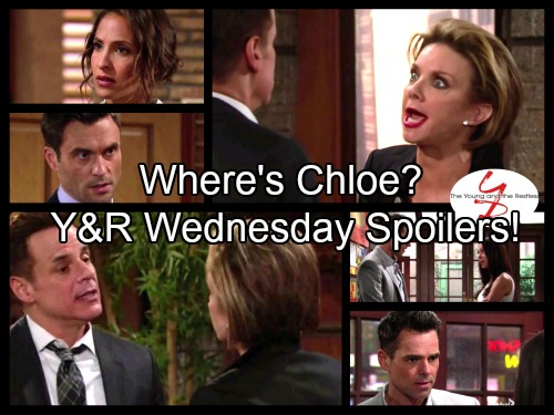 The Young and the Restless Spoilers: Michael Finds Unconcious Kevin, Chloe's Vanished – Cane's Revelation Stuns Lily