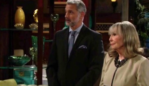 The Young and the Restless Spoilers: John Abbott Had An Affair – Graham is John's Son