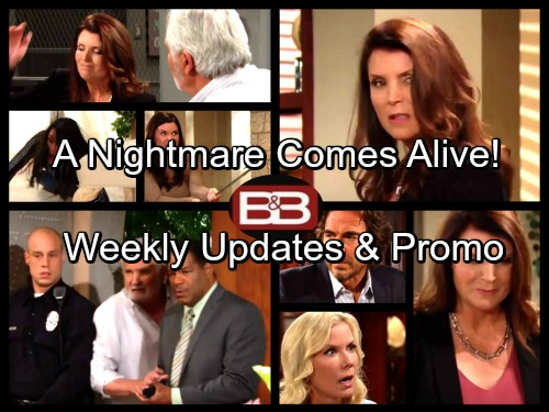 The Bold and the Beautiful Spoilers: Updates For Week of June 12 – Daring Moves, Sneaky Plans and Total Chaos