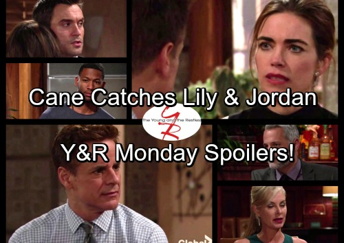 The Young and the Restless Spoilers: Billy Concerned About Victoria, Phyllis Jealous – Cane Catches Lily With Jordan