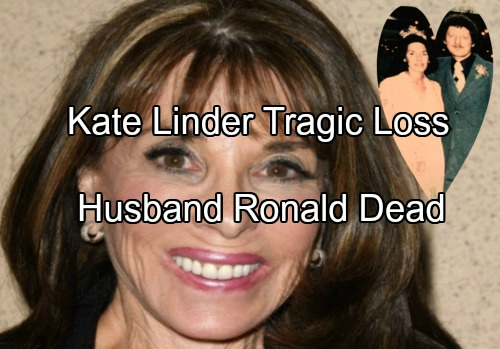 The Young and the Restless Spoilers: Kate Linder Suffers Terrible Loss – Husband Ronald Linder Dies