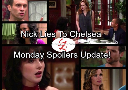 The Young and the Restless Spoilers: Monday, June 26 Updates - Victor Makes a Shocking Discovery – Gloria Spies On Graham