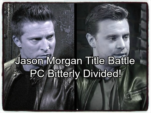General Hospital Spoilers: Brothers' Desperate Fight for Jason Morgan Title Begins – Port Charles Bitterly Divided